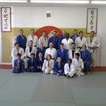 Ryan Reser Judo Clinic 2