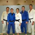 Marti Malloy Judo Clinic 2013