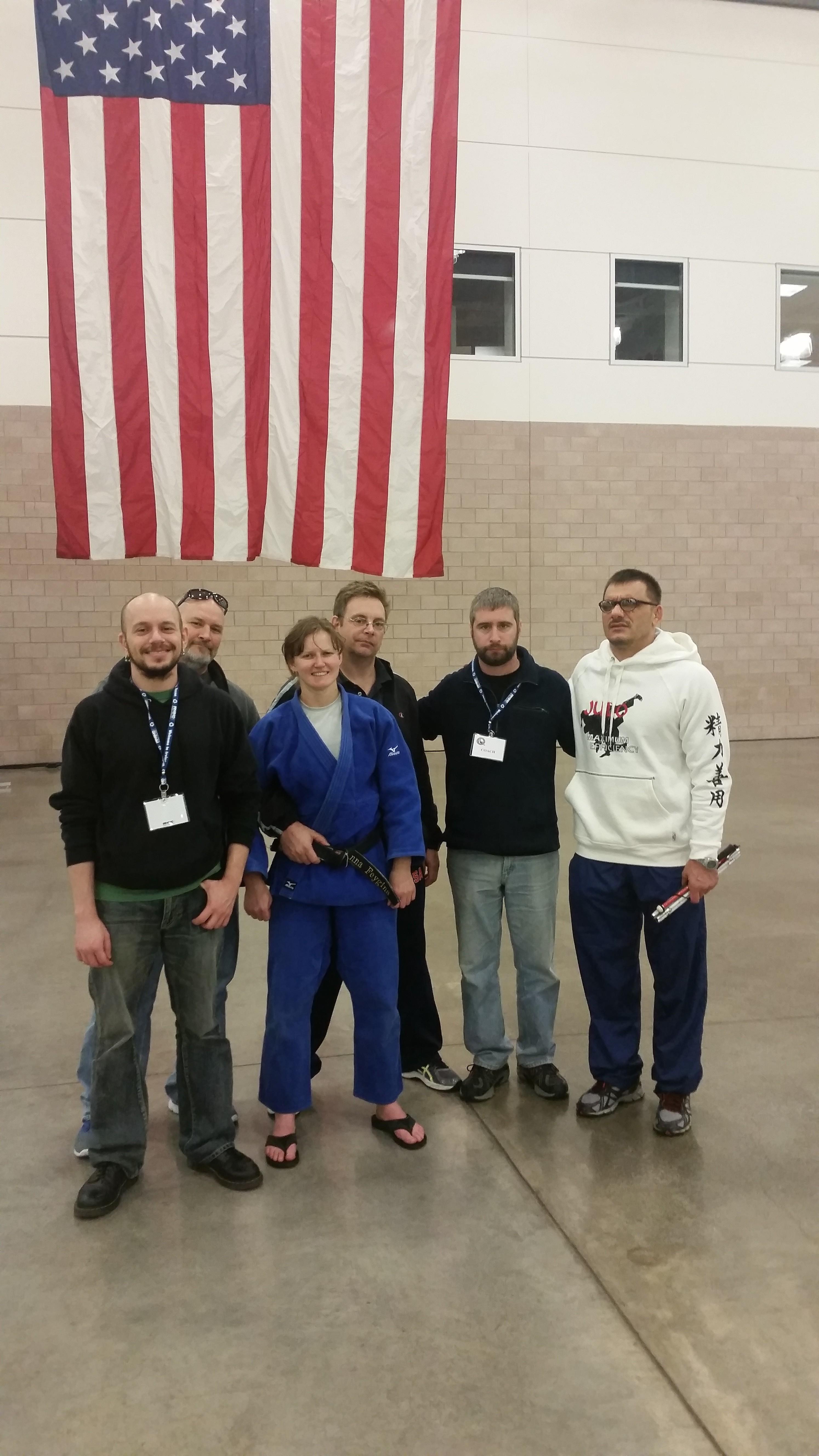 Dallas Invitational/President's Cup 2015   White Dragon Judo