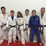 Ann De Mars Judo Clinic