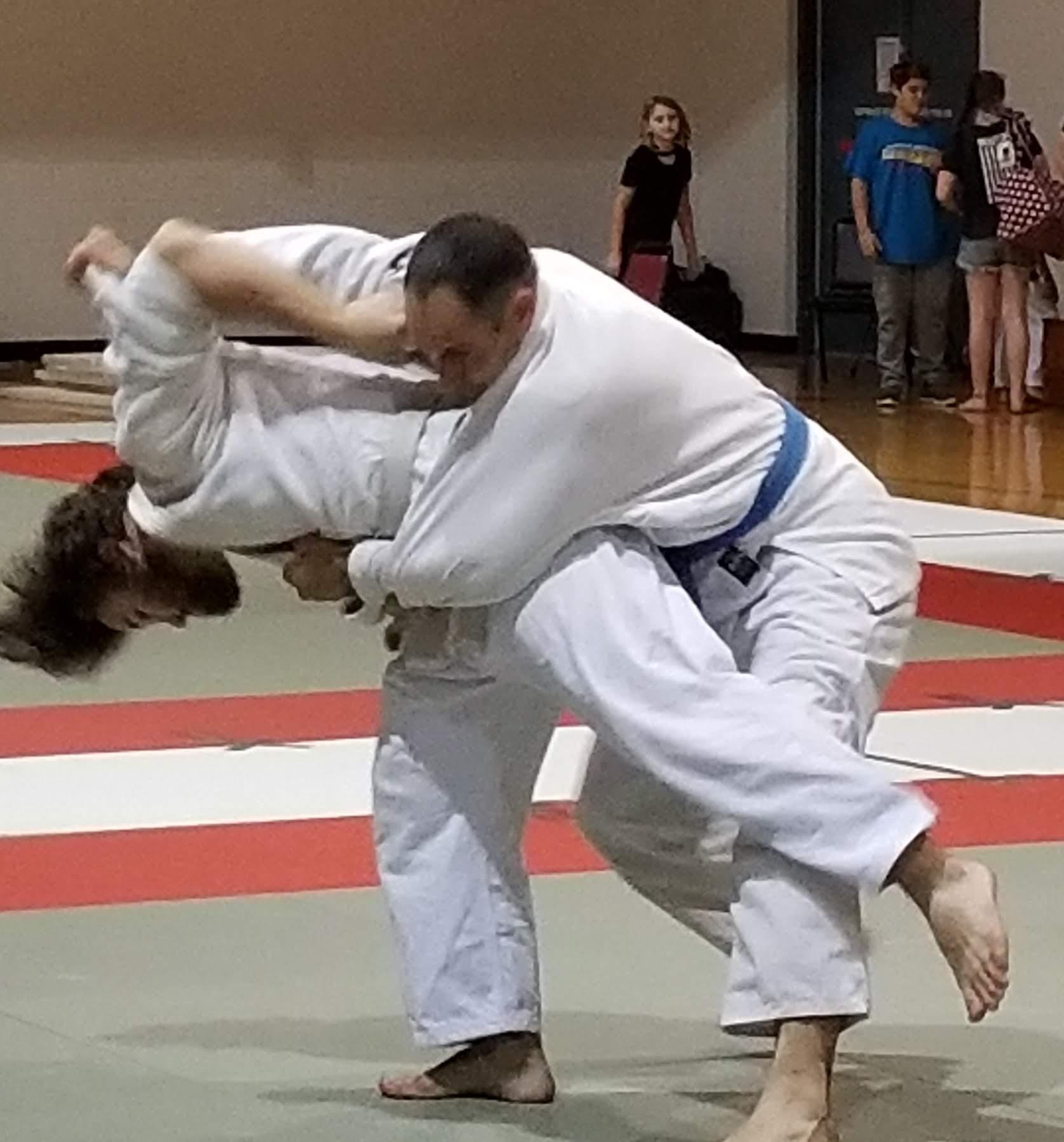 White Dragon Judo Club